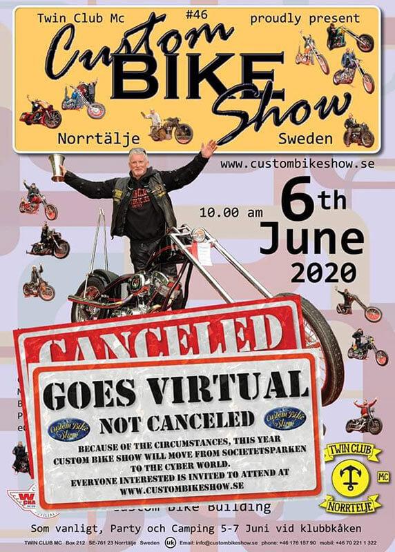 Custom Bike Show Nortelje