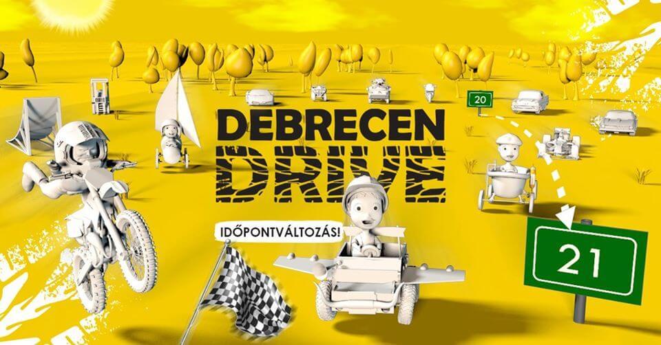 debrecen drive