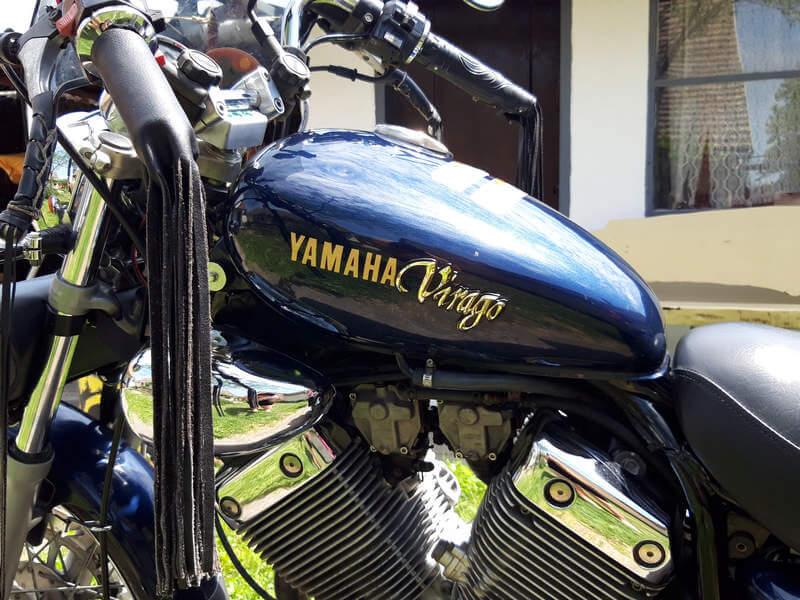 Yamaha XV 535 Teszt