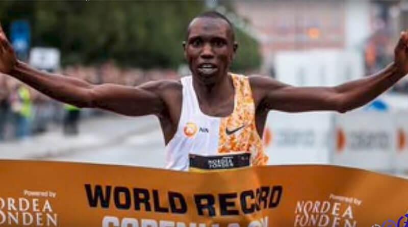 Geoffrey Kamworor baleset