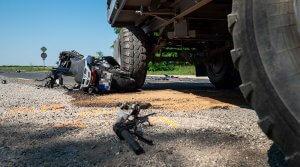 Halálos motorbaleset Dunaföldvárnál