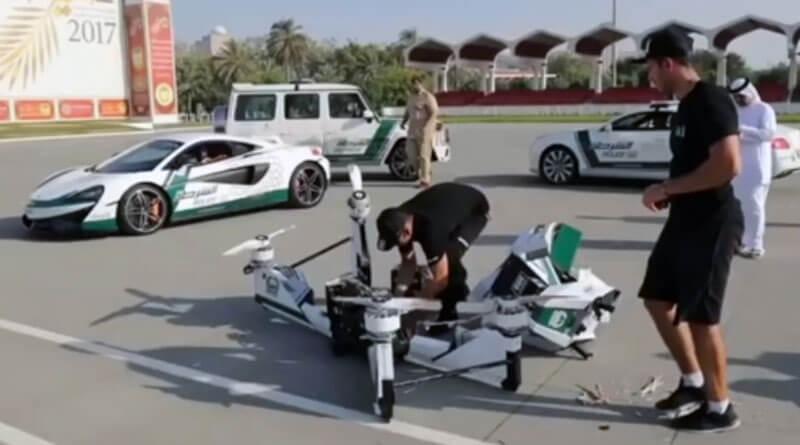 Hoverbike repülő motorkerékpár