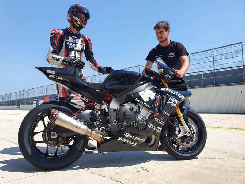 ovács Bálint H-Moto Team