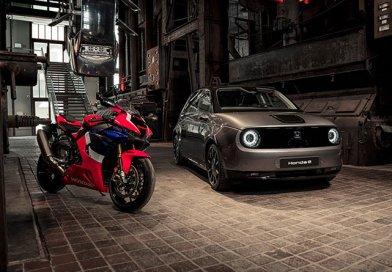 Red Dot díj honda Fireblade Honda E