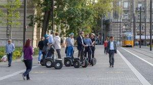 Segway túra Budapesten