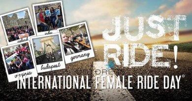 14. Nemzetközi Női Motoros Nap