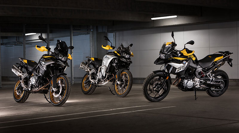 új BMW F 750 GS, BMW F 850 GS és BMW F 850 GS Adventure modellek