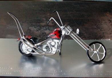 Vidék A vas chopper modell