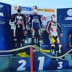 KOvács Bálint Alpok-Adria Bajnokság H-Moto Team