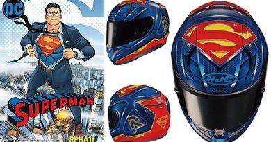HJC RPHA 11 Superman bukósisak