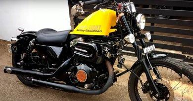 Yamahából Harley-Davidson