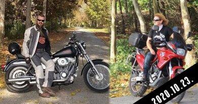 Benkovics Éva és Gábor halálos motorbaleset