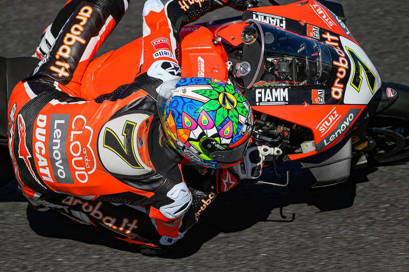 Davies Nolan X-lite Superbike 2020