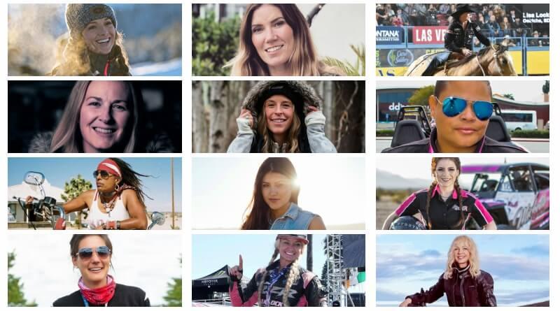 Polaris Empowersports Women's Riding Council