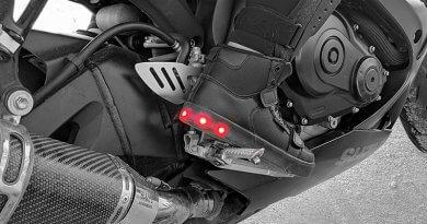 Roame Zeros motoros cipő