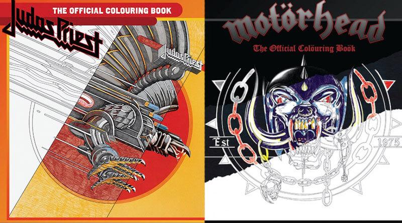Judas Priest motorhead színező