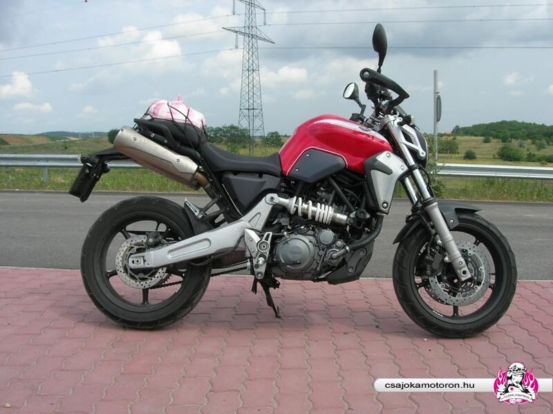 Yamaha MT-03 2008