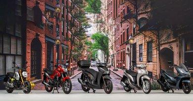 Honda 2021-es új motor bemutató