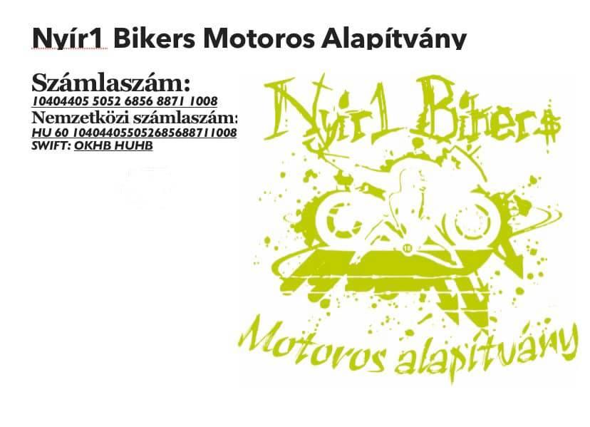 XII. Nyír1 Bikers Motoros Alapítvány Motoros Mikulás Felvonulás