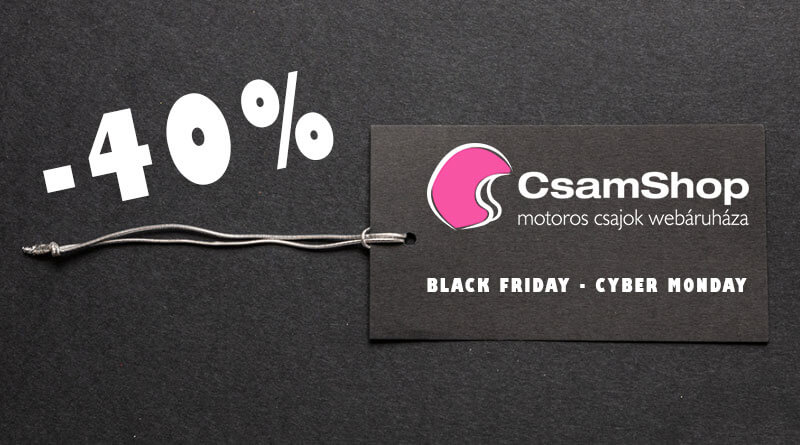 CsamShop Black Friday 2020