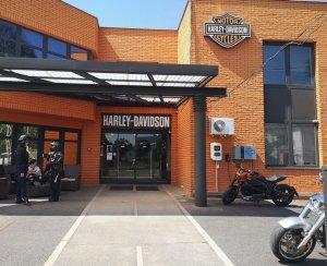 Harley-Davidson Budapest Bázis