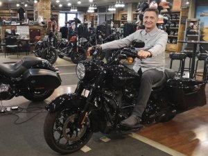 Harley-Davidson Budapest Török Attila