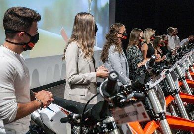 KTM képzés ajándék motorral