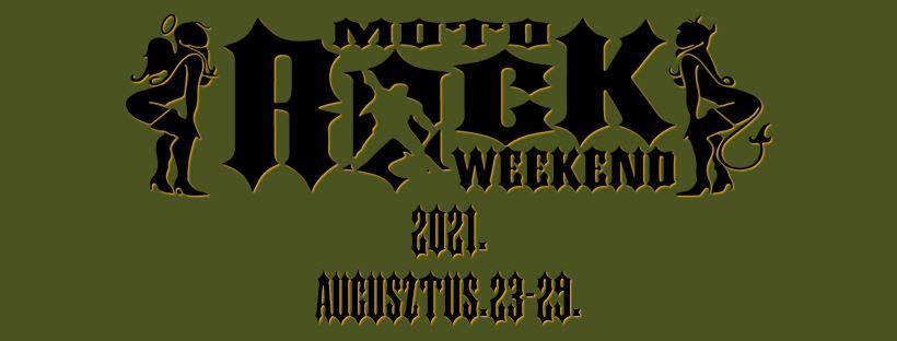 XIII. Moto-Rock Weekend