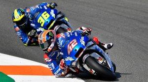 Joan Mir MotoGP europai nagydíj, Suzuki