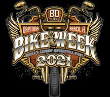 Daytona Bikeweek 2021 logo