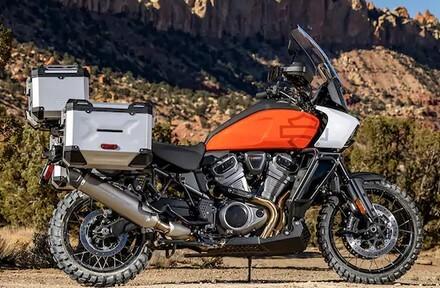 Harley-Davidson Pan America™ 1250 világpremier