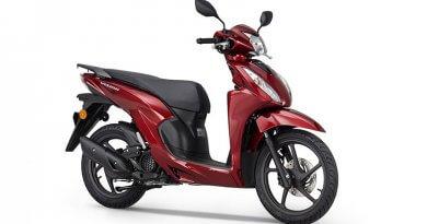 Honda Vision110 2021