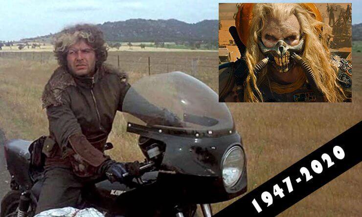 Hugh Keays-Byrne a Mad Max főgonosza meghalt