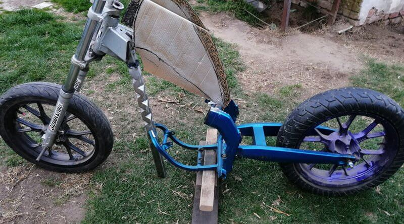 Berci Custom Chopper