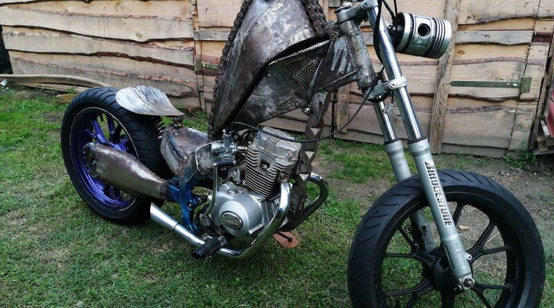 Berci Custom Chopper
