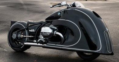BMW R 18 Spirit of Passion átépítés