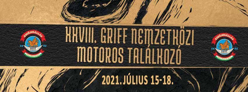 XXVIII. Griff Nemzetközi Motoros Találkozó