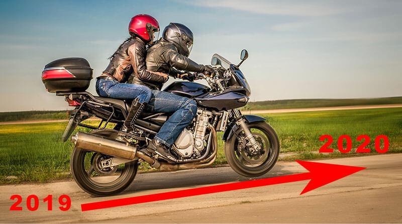 Motorerékpár piac 2020-as évértékelés