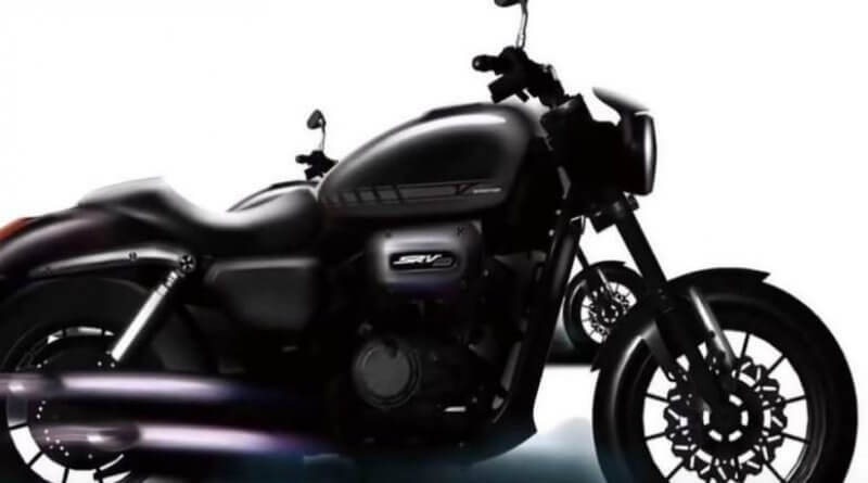 QJ Motor V-Twin Harley-Davidson