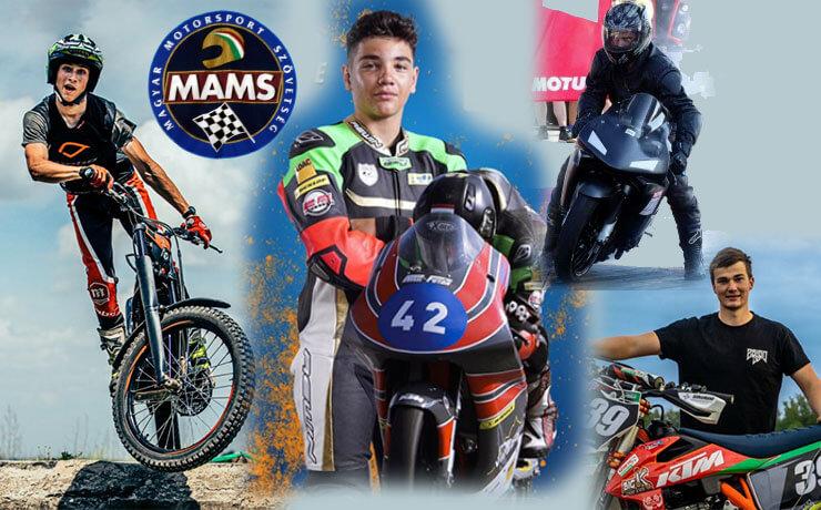 MAMS az év sportolója 2020 díjazottak