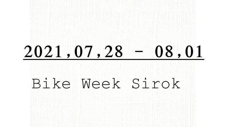 Bike Week Sirok