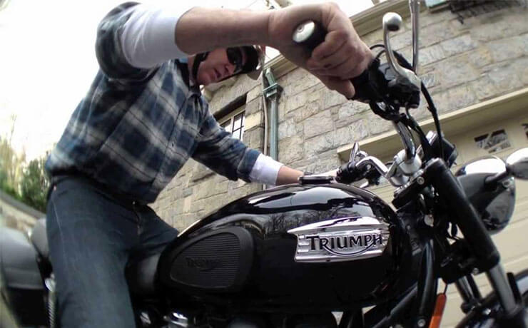 Bruce Springsteen Triumph