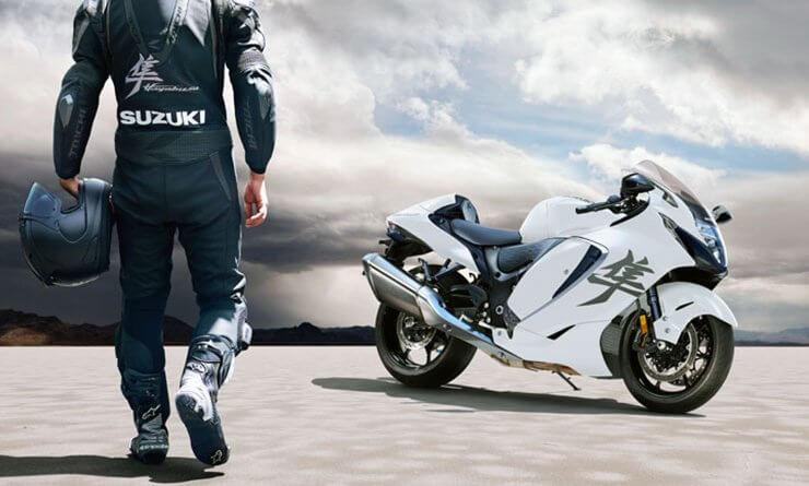 Suzuki Hayabusa 2022
