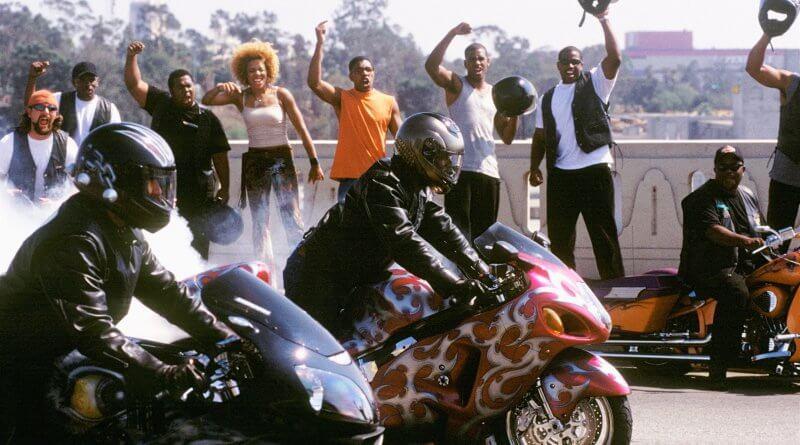 Vad motorosok - Biker Boys 2003