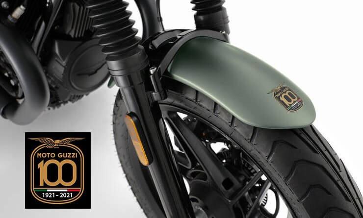 100 éves a Moto Guzzi márka