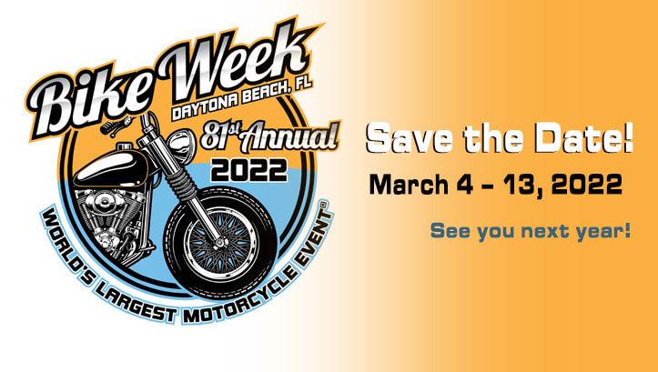 Daytona Bikeweek 2022