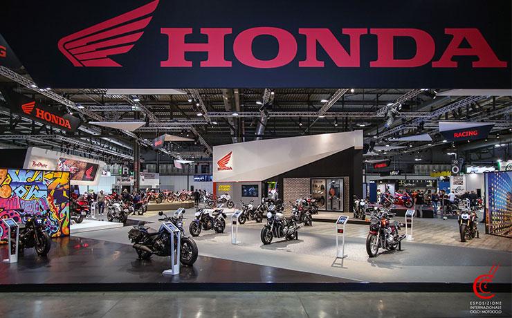 Honda a 2021-es EICMÁ.n