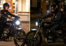 Locked Down - Karantén meló motoros film