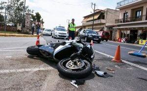 Halálos motoros baleset