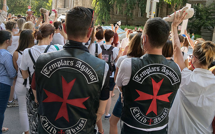 Templars Against Child Abuse Hungary